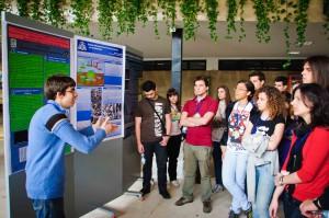 Alumni OEB en el ECOEB 2011 Granada – Olímpicos Españoles de Biología