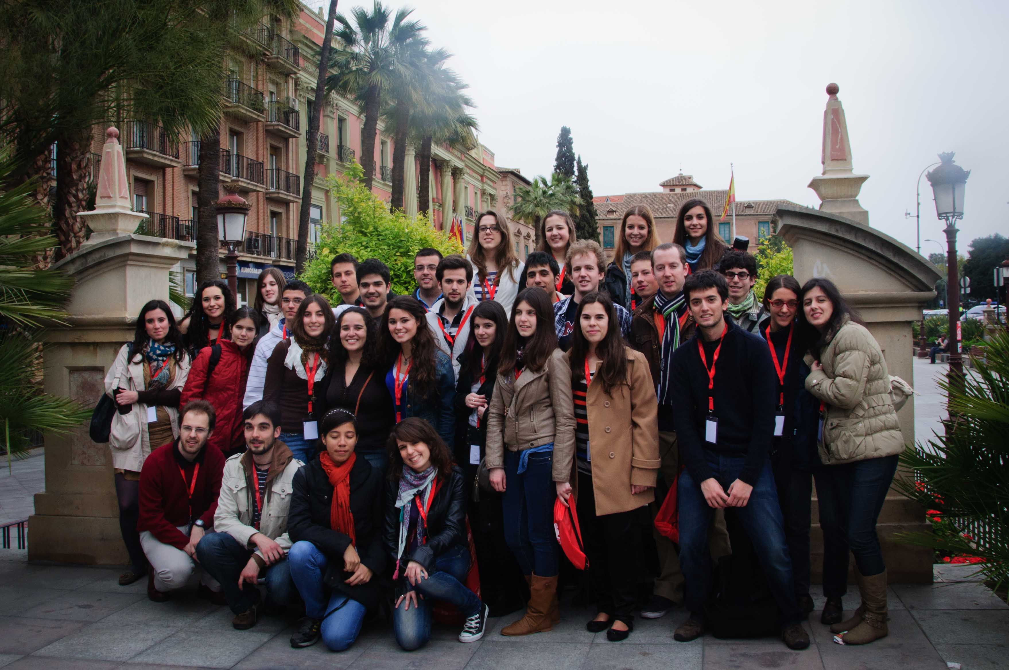 Alumni OEB: ECOEB 2012 Murcia – Olímpicos Españoles de Biología