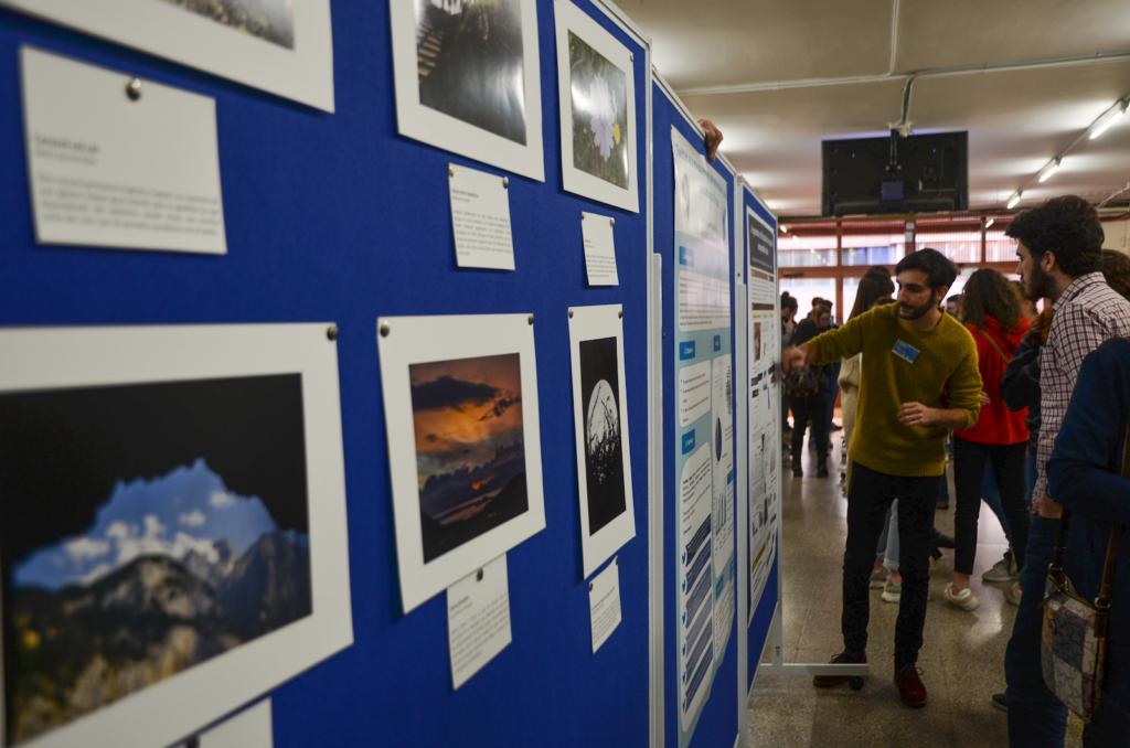 Participantes del concurso de PicScience